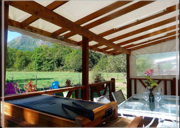 Zen terrasse plancha